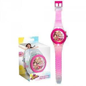 Kids Licensing - WD18086 - Soy Luna - Montre analogique LED 8435333864050