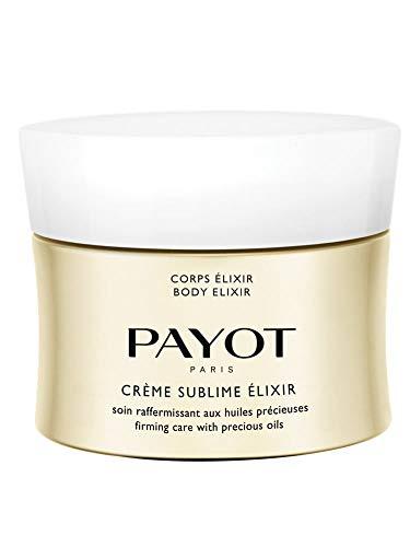 Payot Corps Élixir Crème Sublime Élixir Soin Raffermissant aux Huiles Précieuses 200 ml