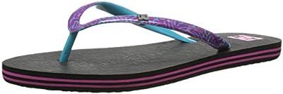 DC Shoes Spray Se - Sandalias de caucho mujer