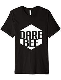 DAREBEE T-Shirt (White Honeycomb)