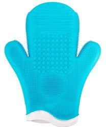 Sigma Beauty Sigma Spa 2 Way Brush Cleaning Glove in Aqua