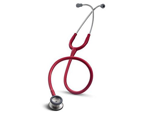 3M Littmann Classic II Infant 2125, Stetoscopio, Colore: Lampone