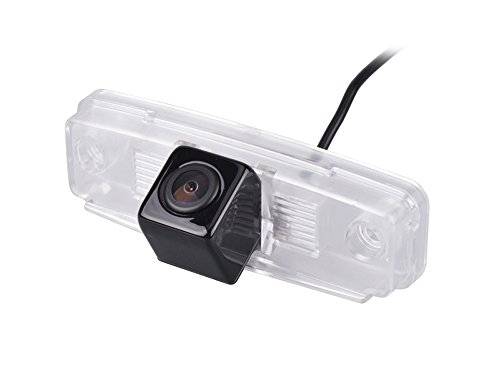 Navinio Rückfahrkamera Farbkamera Einparkkamera Nachtsicht und 170° Winkel für Rückfah