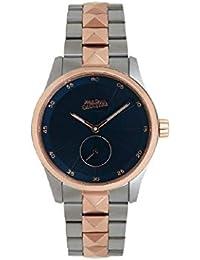 Jean-Paul Gaultier - Reloj de Pulsera para Mujer, Acero Bicolor