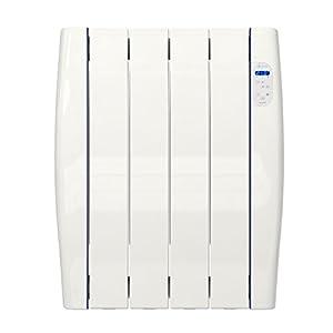Haverland TT4WIFI – Emisor térmico fluido / radiador programable y con Wifi, 500 W, color blanco