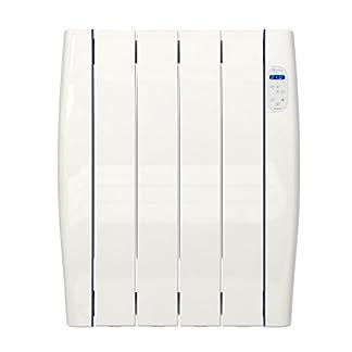 Haverland TT6WIFI – Emisor térmico fluido / radiador programable y con Wifi, 750 W,  color blanco