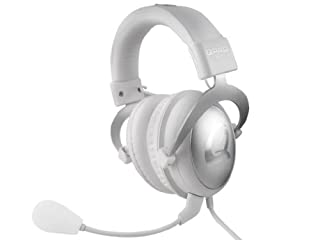 QPAD QH-90 Pro Gaming Headset with Closed Ear Cups - White (B00B00DMHW) | Amazon price tracker / tracking, Amazon price history charts, Amazon price watches, Amazon price drop alerts