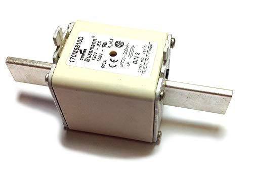 BMM603-3SQ   BUSSMANN MIDGET FUSE BLOCK W/SCREW & QC - 3 POLE   Packung mit 5 Midget Fuse Block