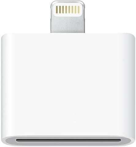 Innova® Adaptateur De Connexion Pour iPhone 5, iPad Mini, iPhone 4, iPod touch 5, iPod Nano 7G, mini iPad, iPad 4G