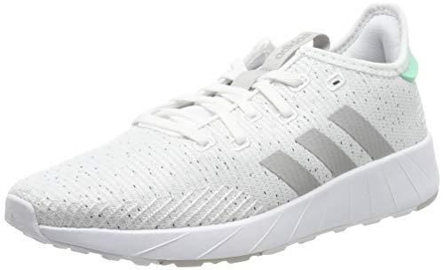 adidas Damen Questar X Byd Laufschuhe, Weiß (Ftwr White/Grey Two F17), 41 1/3 EU