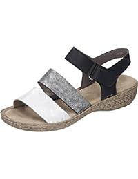 793cfc2e6fbc Suchergebnis auf Amazon.de für  Rieker - Sandalen   Damen  Schuhe ...