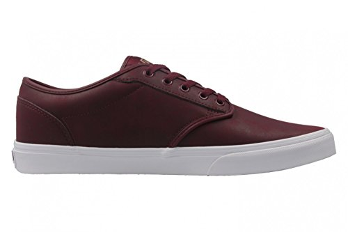 Vans Mn Atwood, Sneakers Basses Homme Rot (Leather)