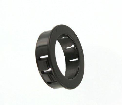leviton-403-e-plastic-wallplate-adapter-snap-in-grommet-black