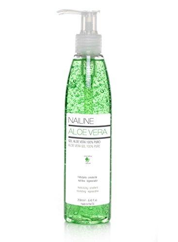 nailine-aloe-vera-gel-100-pure-for-sunburn-dry-irritated-skin-after-depilation-or-shaving-250ml