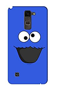 AMAN Laughing guy 3D Back Cover for LG Stylus 2 Plus