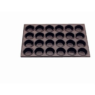 vogue-c564-non-stick-aluminium-muffin-tray-24-hole-cup-size-80-mm-x-35-mm
