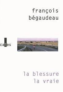 vignette de 'La Blessure, la vraie (François Bégaudeau)'