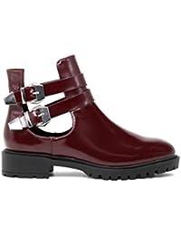 Amazon.es: Hebilla - Botas / Zapatos para mujer: Zapatos y ...