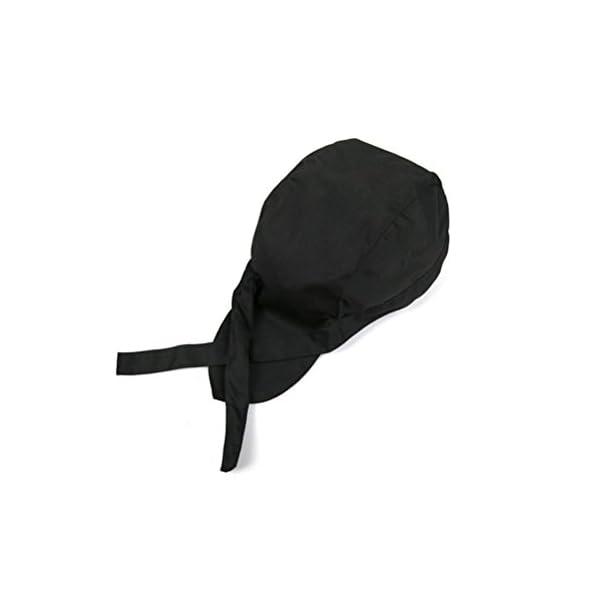 leorx Nero Cappelli Headwrap Bandana Cappellini 1 spesavip