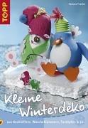 Kleine Winterdeko aus Kochlöffeln, Wäscheklammern, Tontöpfen & Co.