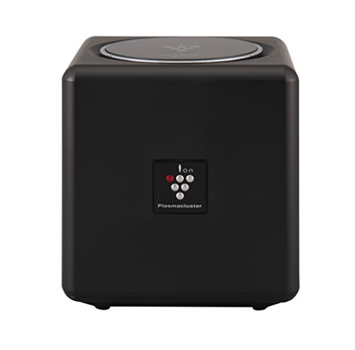 Sharp Plasmacluster Ion Air Purifier portable (IG-EX20) | (Black) (japan import)