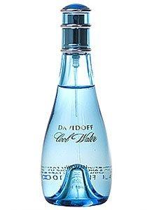 Cool Water PARA MUJERES por Davidoff - 100 ml Eau de Toilette Vaporizador de Davidoff
