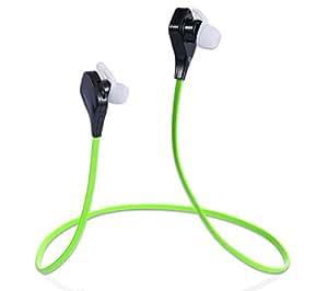 Luxebell® Bluetooth 4.0 wireless Jogger Stereo, Correre, Calling Sport cuffie auricolari con microfono a mani libere, APTX per iPhone, iPhone 6s 6s Inoltre, iPhone 6, 6 Plus, 5 5c 5s 4s, ipad LG G2, Samsung Galaxy S3 S4 S5 S6 Nota 3 ed altri telefoni cellulari Android