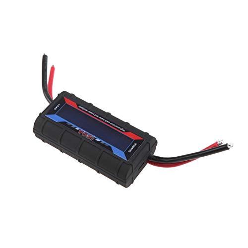 ForceSthrength 150A Digital LCD Backlight Hochpräzises Wattmeter und Power Analyzer Peak Amp Batterie