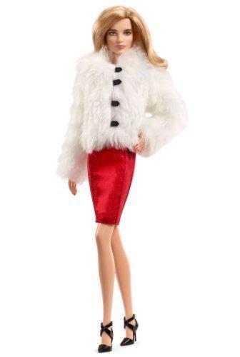 CHX13Natalia Vodianova Rusia Super modelo muñeca Barbie Caja de menta 2017