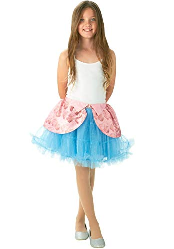 Disney Audrey Nachkommen Mädchen Tutu Kind Princess Movie Film Fancy Dress Kostüm