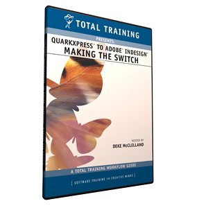 Total Training: Quark Xpress to InDesign CS (PC/Mac) Test
