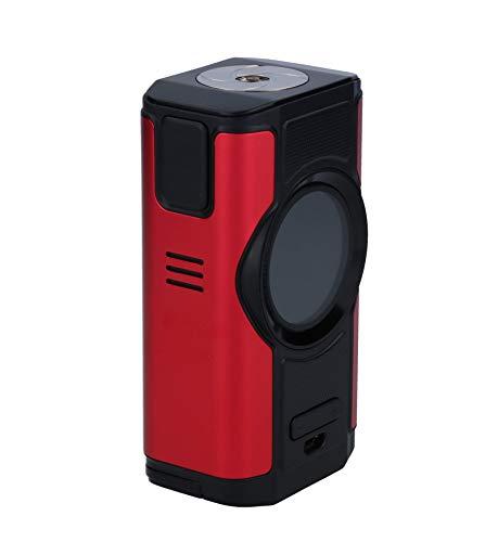 Preisvergleich Produktbild Aspire Dynamo Akkuträger - Ausgangsleistung max. 220 Watt - ohne 18650 / 20700 / 21700er Akkuzellen - von Aspire - Farbe: rot