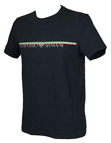 Emporio Armani T-Shirt Camisa Cuello Redondo Hombre