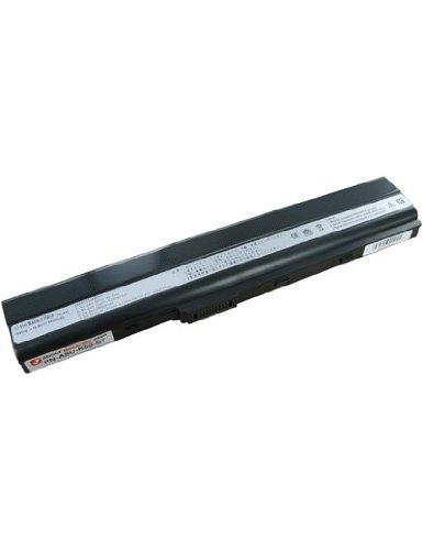 Batterie pour ASUS K52JU, 10.8V, 4400mAh, Li-ion
