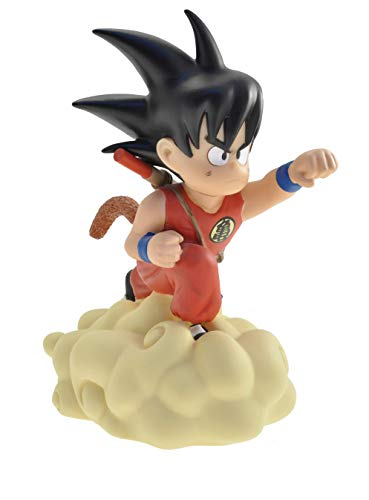Plastoy 80022 - Hucha Dragon Ball Z (80022) - Fig-hucha goku (21cm) dr