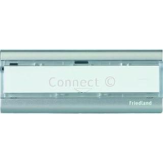 Friedland - Kabelloses Türklingel Schalter Libra+ D934