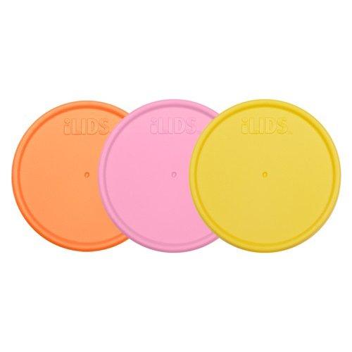 eckel für Mason Jar Breite Öffnung 3 pack Sunny ()