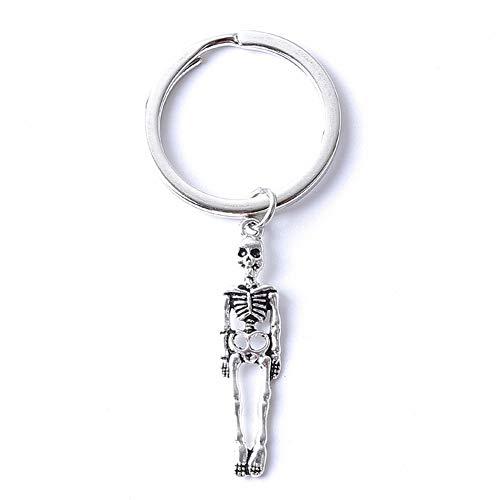 kelett Keychain Halloween Party Anhänger Personalisierte Charme Schlüsselanhänger Handtasche Dekor ()