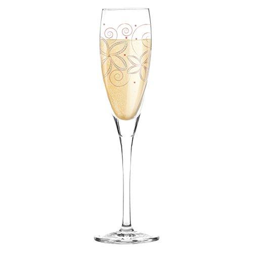 Ritzenhoff 3250009 Edition Design Proseccoglas, Sektglas, Anissa Mendil, Herbst 2015