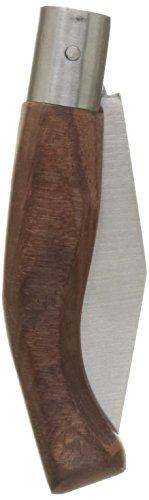 Navaja Don Benito con mango de madera y hoja de punta de 8 cm. 13215