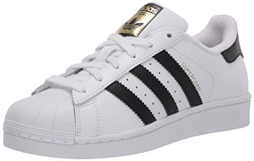 Adidas Originals Superstar, Zapatillas Unisex Niños, Blanco Ftwr White/Core Black/Ftwr White, 36...