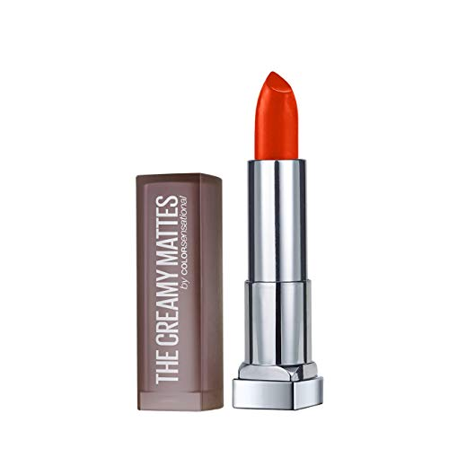 Maybelline New York Color Sensational Creamy Matte, Craving Coral -