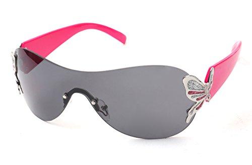 Kiddus Sonnenbrillen Kinder Fabulous | Alter von 6 bis 12 Jahren | sehr komfortabel und sicher | 100% UV-Schutz | ideales Geschenk für Kinder Fabulous KI30803