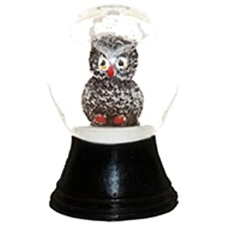 Alexander Taron Importer PR1148 Perzy Decorative Snowglobe with Mini Owl, 1.5