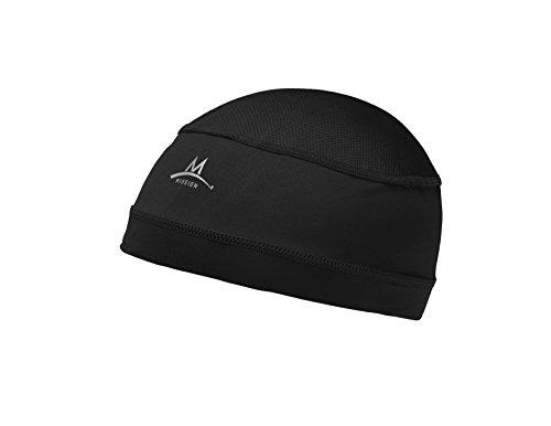Mission Enduracool Kühlung Helm rutschsicher, Unisex, 103911, Schwarz, Einheitsgröße Toggs Cap