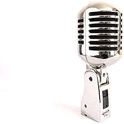 Prodipe V85 - Micrófono dinámico vintage