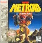 metroid II game boy