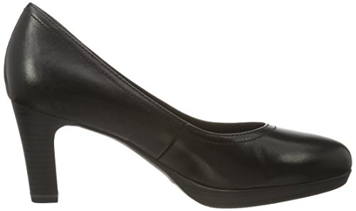Tamaris Damen 22410 Pumps Schwarz (Black 001)