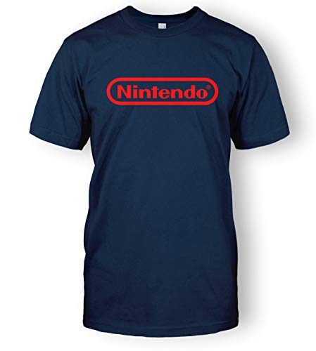 Nintendo Logo T-shirt for Men in 5 colours