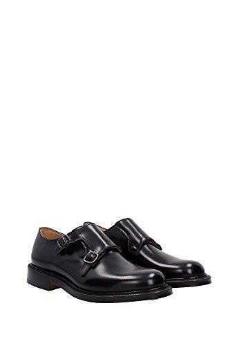 Chaussures à lacets Churchs Homme - (LAMBOURNBLACK) EU Noir